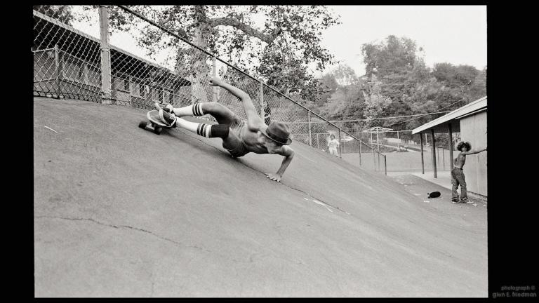 Jay Adams. Photo by Glen Friedman