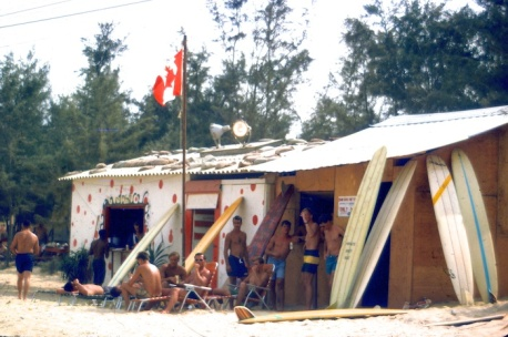 China beach surf club