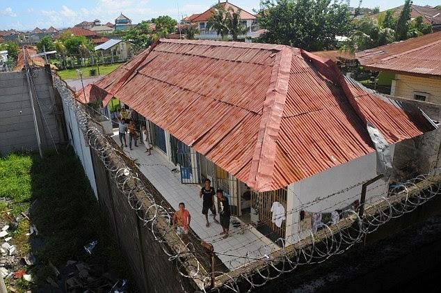 Kerobokan Prison Bali Indonesia